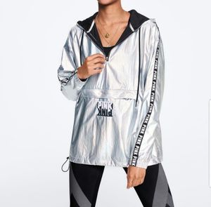 PINK Victoria's Secret Anorak Jacket for Sale in Crandon, WI