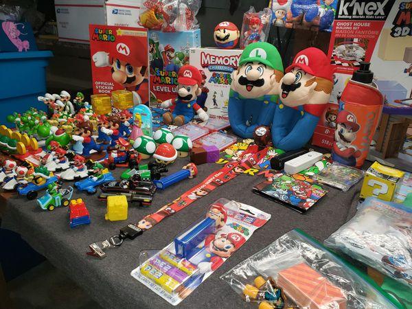 Mario Collection