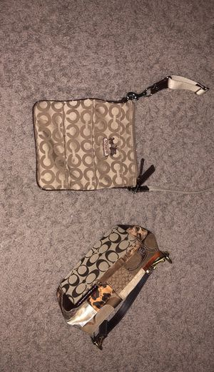 Coach Messenger bag and purse for Sale in Las Vegas, NV
