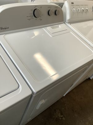Whirlpool Washer Dryer Combo Preowned Home Affordable Appliance for Sale in Tampa, FL