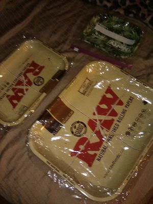 Raw rolling tray for Sale in Woonsocket, RI