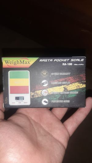 Weighmax digital scale weight for Sale in Fresno, CA
