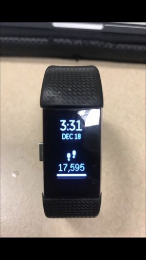 Fitbit Charge 2 activity watch for Sale in Mountlake Terrace, WA