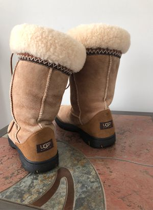 Ugg Carmel suede boots for Sale in Nolensville, TN
