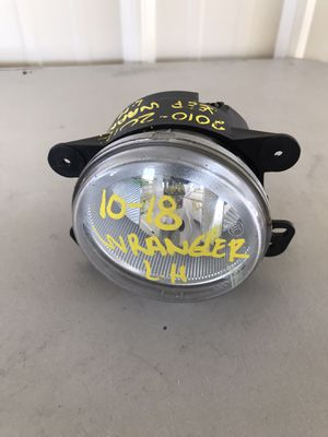 2010-2018 Wrangler Driver Side Foglight for Sale in Jurupa Valley, CA