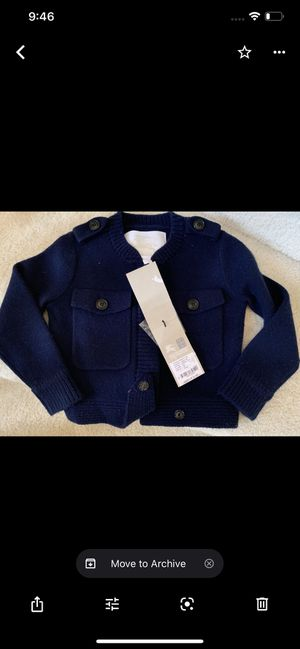 Burberry unisex navy sweater for Sale in San Diego, CA