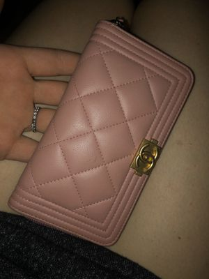 Chanel Leather Wallet New for Sale in Dallas, TX