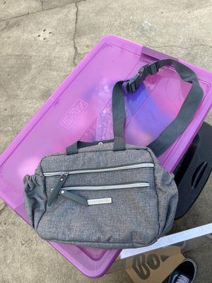 Diaper bag /side bag for Sale in Los Angeles, CA