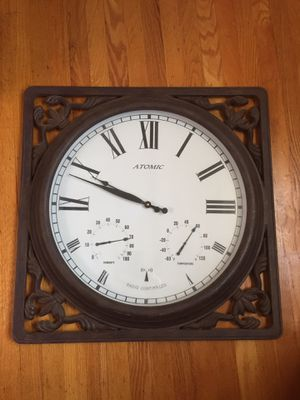 Atomic antique clock for Sale in San Lorenzo, CA