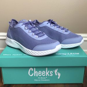 Tiny Little Cheeks Sneakers for Sale in Shamokin Dam, PA