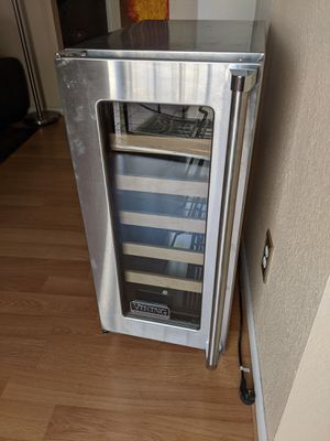 Viking Professional 15 inch wine cooler for Sale in Phoenix, AZ