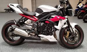 2014 Triumph Street Triple R for Sale in El Cajon, CA