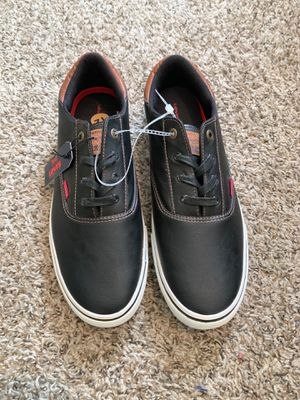 Brand New Levi's shoes sz 12!! Give me your best offer and they're yours! for Sale in Tyler, TX