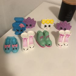 Shopkins McDonalds Figures for Sale in Morgan Hill,  CA