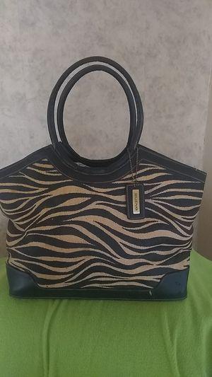 Zebra large Tote for Sale in Newton, KS