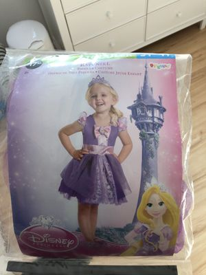 Rapunzel Dress - 2t for Sale in San Diego, CA