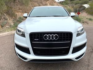 2013 Audi Q7 3.0 S Line Prestige Quattro for Sale in Phoenix, AZ
