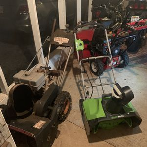 Snow Blowers for Sale in Manassas, VA