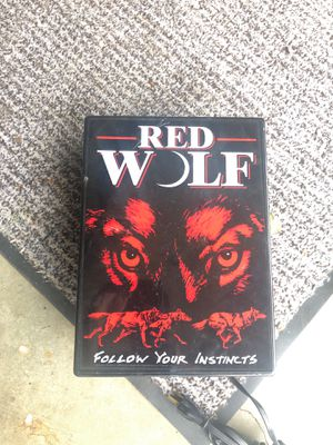 Red wolf for Sale in Arnold, MO