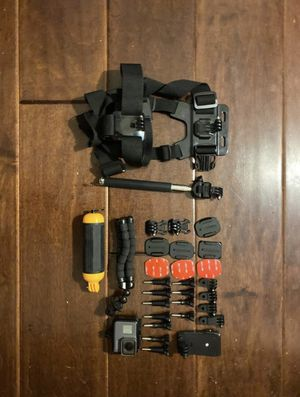 GoPro Hero 5 Black with Accessories for Sale in Anaheim, CA