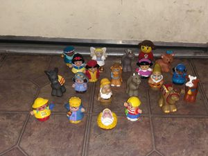 Little people toys for Sale in Ontario, CA