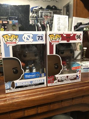 Michael Jordan Funko Pop for Sale in Carrollton, TX