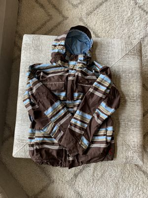 Foursquare snowboard snow jacket shell size XL Men's for Sale in Kent, WA