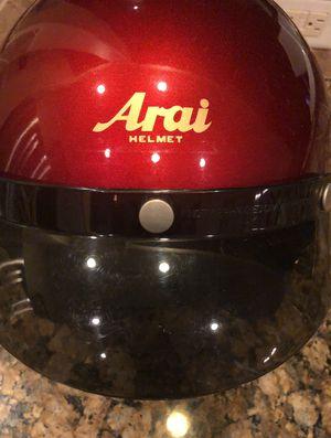 Arai Motorcycle Helmet- Medium for Sale in Mansfield, TX
