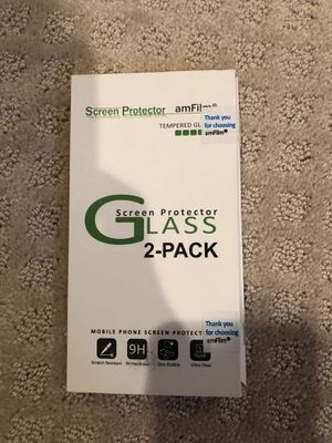 ONE glass screen protector iPhone 6/6S and 7 plus for Sale in Vienna, VA