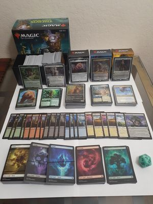 MTG Magic the Gathering Collection 300+ Cards Mythic Rares, Rares and Foils for Sale in Arlington, TX