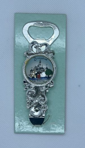 DISNEYLAND MICKEY MOUSE BOTTLE OPENER THEME PARK SOUVENIR. 1970's for Sale in Spring Valley, CA