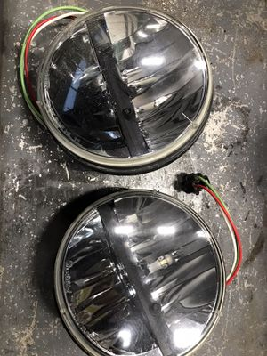 """Trucklite 7"""" led headlights for Sale in Westminster, CO"""