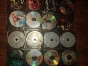 16 blockbuster DVD's for Sale in Salt Lake City, UT