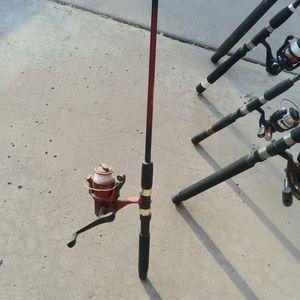 Reels, Rods, Tackle! for Sale in Phoenix, AZ