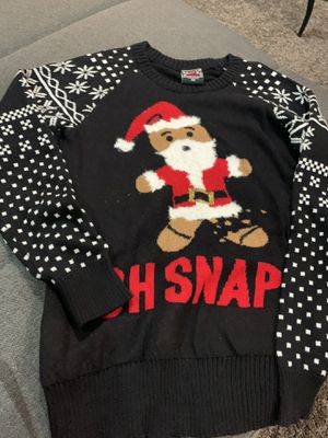 Sweater size XS women's ugly sweater for Sale in Northlake, IL