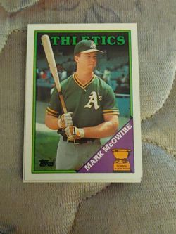 1988 Mark Mcgwire for Sale in Aliso Viejo,  CA