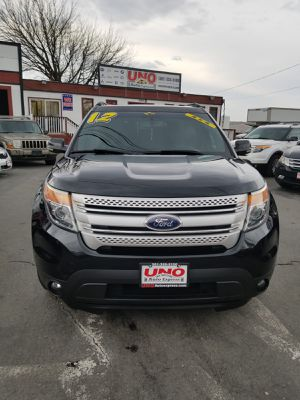 2012 Ford Explorer for Sale in MONTGOMRY VLG, MD