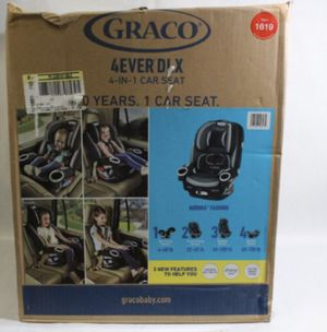 Graco 4ever DLX 4in1 car seat for Sale in Vancouver, WA