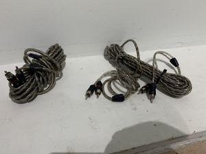 Like New JL Audio RCAs for Sale in Tamarac, FL