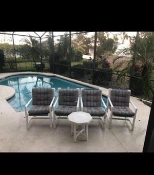 PVC Patio Furniture for Sale in Belle Isle, FL