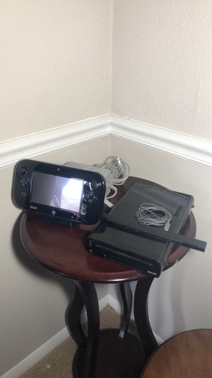 Nintendo Wii U for Sale in Charlotte, NC