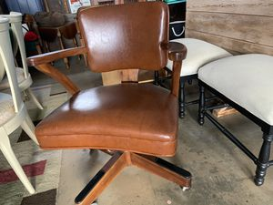 Antique desk chair for Sale in Morgan Hill, CA