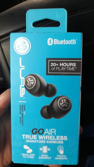 JLABAudio GO AIR true wireless signature earbuds. for Sale in Federal Way, WA