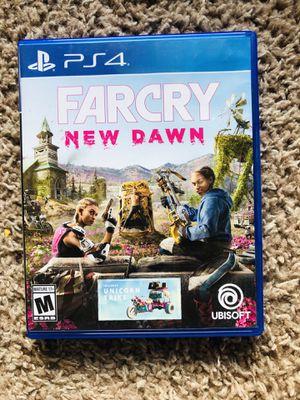 PS4 Far cry: New dawn for Sale in Nashville, TN