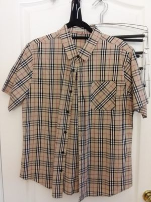 Burberry flannel for Sale in Torrance, CA