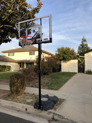 Lifetime Basketball Hoop for Sale in Fullerton, CA