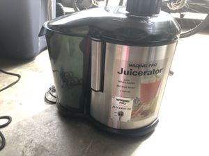 Waring Juicer Pro for Sale in Arlington, TX