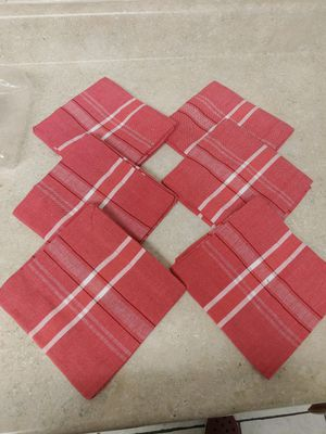 Cloth Napkins for $9 for Sale in Houston, TX