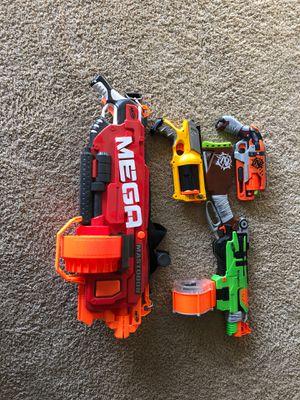 Nerf guns for Sale in Huntington Beach, CA