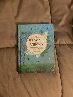 Self Care for Virgo Book for Sale in Villa Park, IL